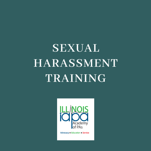 Sexual Harassment Training – Click Here to Register