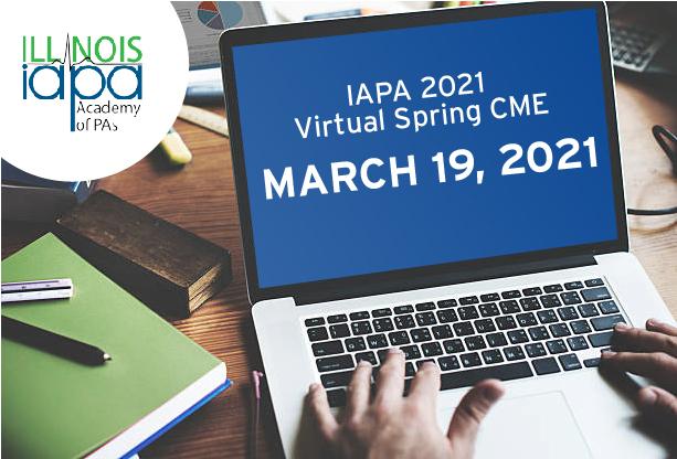 2021 IAPA Virtual Spring Conference